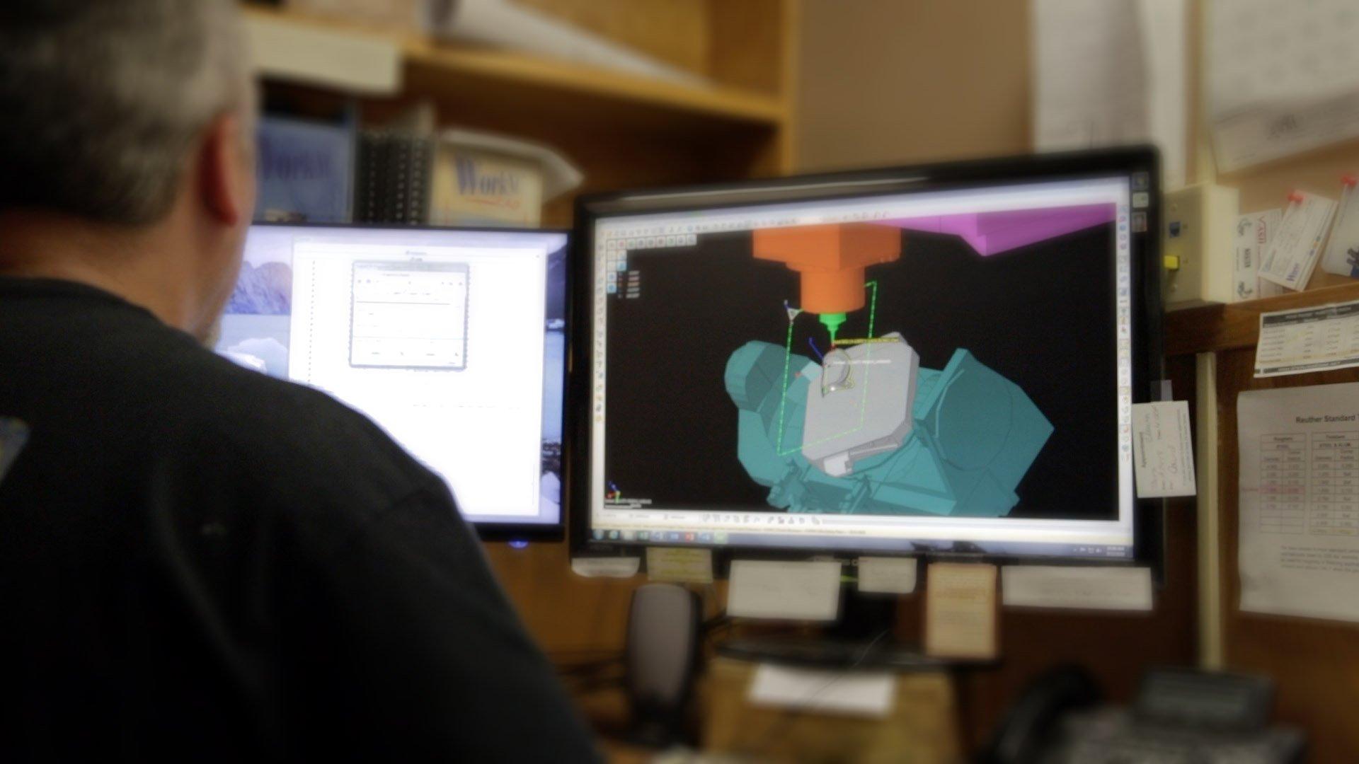 Engineering CNC Programming