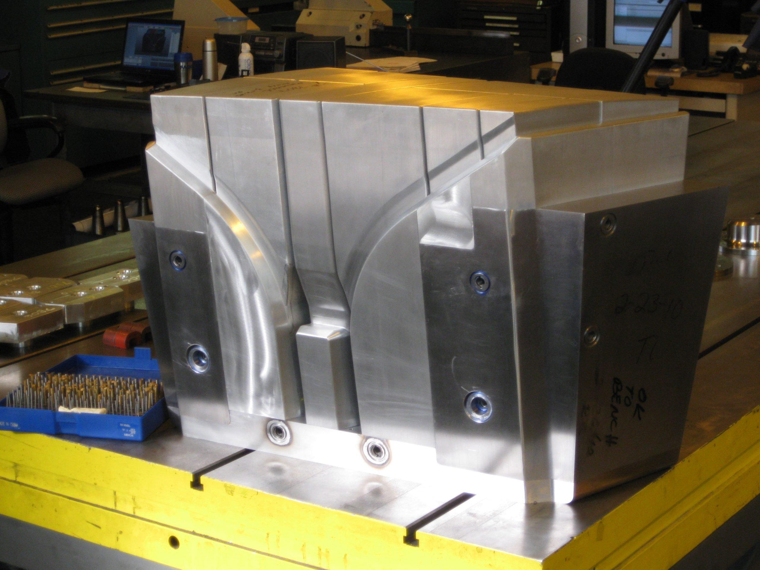 RTM Core Aluminum and Invar