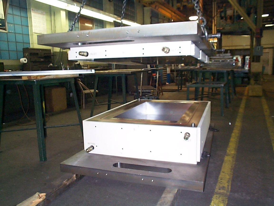 RTM Vacuum Box