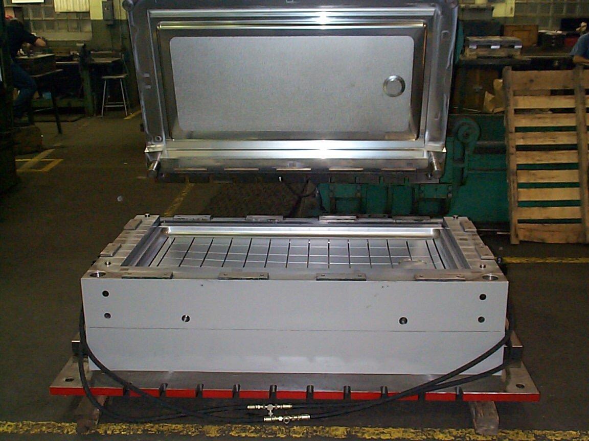 SMC Shower Base Mold ready to ship